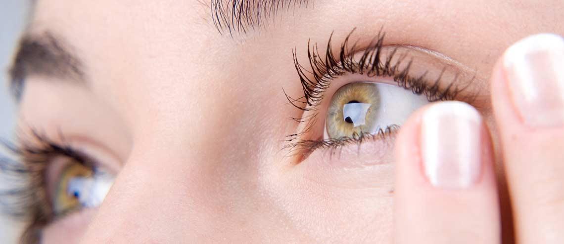 Wohlbefinden bei Trockenen Augen