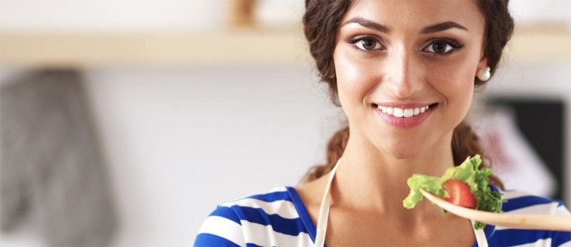 Gesunde Ernährung bei Trockenen Augen