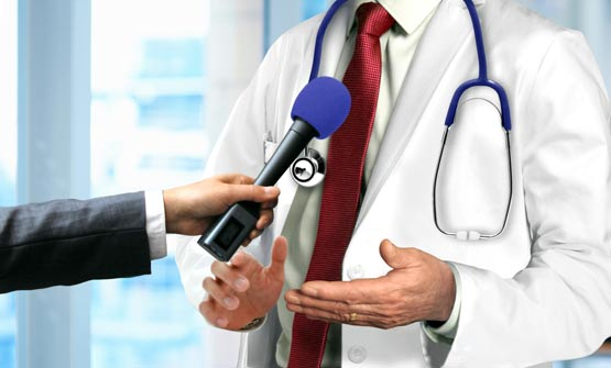 Experten-Interviews zum Thema Trockene Augen