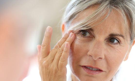 Pflege bei Trockenen Augen